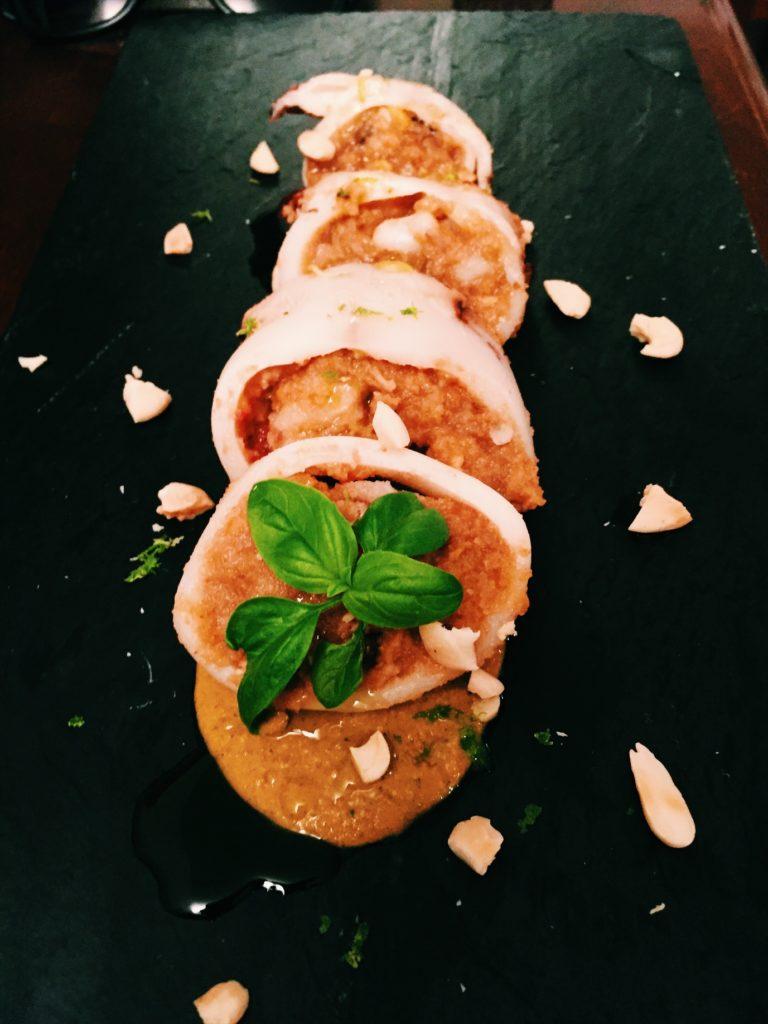 Calamari ripieni di mare - ricetta di Marco Musso